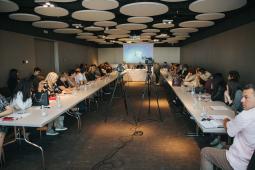 Angažovana umjetnost kao sredstvo za edukaciju o ljudskim pravima, konferencija, Podgorica, 25.10.2019.