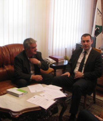 Ozvaničena saradnja sa opštinom Berane u realizaciji Festivala filma o ljudskim pravima UBRZAJ 2015